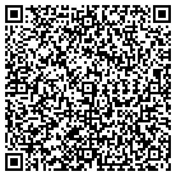 QR-код с контактной информацией организации Санрич, ООО
