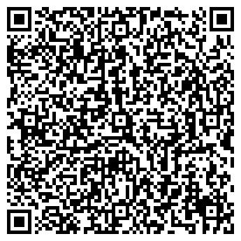 QR-код с контактной информацией организации ЛеанГрупп, ООО