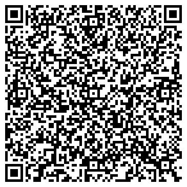 QR-код с контактной информацией организации Клевер хаус, ООО