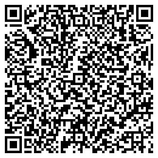 QR-код с контактной информацией организации Ведеус, ООО