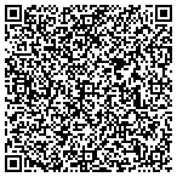 QR-код с контактной информацией организации Unibind представительство в Украине, ЧП