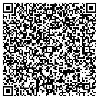 QR-код с контактной информацией организации Попов А.С, ЧП