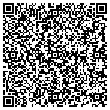 QR-код с контактной информацией организации ООО Кудрявый пеликан