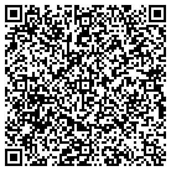 QR-код с контактной информацией организации Пинский завод искусственных кож (Искож), ОАО