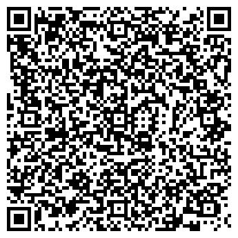 QR-код с контактной информацией организации МП Радосинь, ТПП
