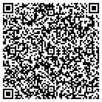QR-код с контактной информацией организации КАРТЛЕНД-КЛАБ
