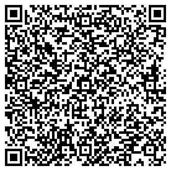 QR-код с контактной информацией организации Укрпринтком, ЧП