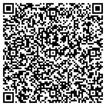 QR-код с контактной информацией организации Фотокерамика, ЧП
