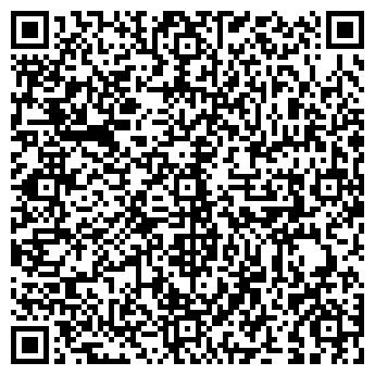 QR-код с контактной информацией организации Денестр, ООО