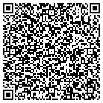 QR-код с контактной информацией организации Финская марка, ТОО