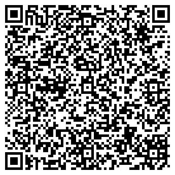 QR-код с контактной информацией организации Антон и партнеры, ЧП