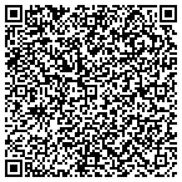 QR-код с контактной информацией организации Aquaterra.ua, журнал