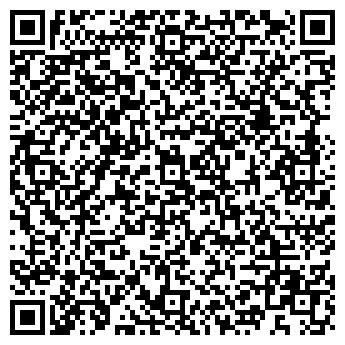 QR-код с контактной информацией организации Мир бумаги, ОДО