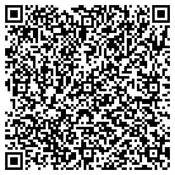 QR-код с контактной информацией организации Цветной Мир, ОДО
