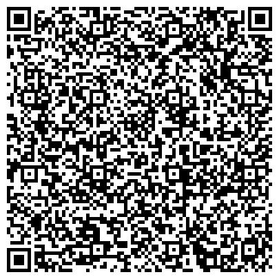 QR-код с контактной информацией организации МОУП Борисовская укрупненная типография им. 1 Мая