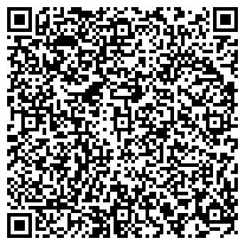 QR-код с контактной информацией организации Тесей, ООО