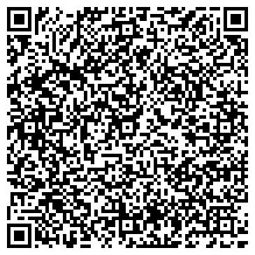 QR-код с контактной информацией организации Вишнёвка, ООО Торговый Дом