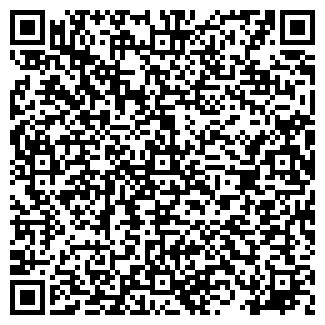 QR-код с контактной информацией организации Байбус, ИП