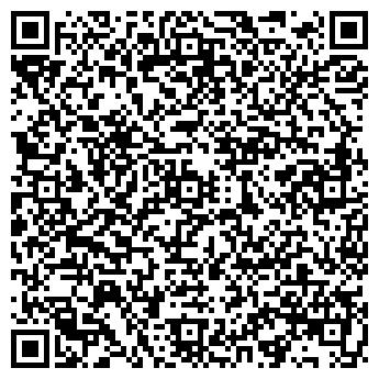 QR-код с контактной информацией организации МагияПринт, ООО