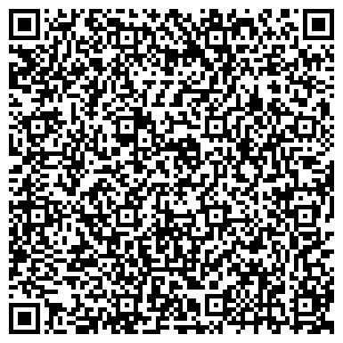 QR-код с контактной информацией организации Яркая наклейка, СПД