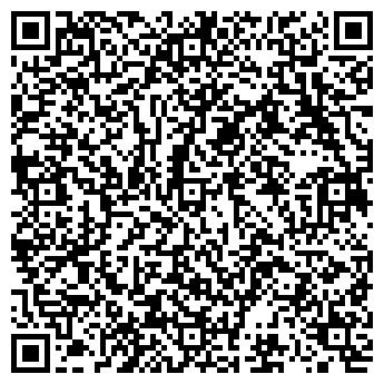 QR-код с контактной информацией организации Креативное агенство, СПД
