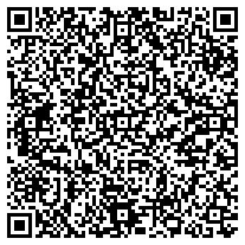 QR-код с контактной информацией организации Пласткард, ЧП