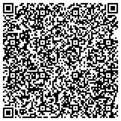 QR-код с контактной информацией организации Алекс, рекламно-коммерческая фирма, ООО
