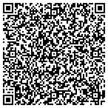 QR-код с контактной информацией организации Фабрики воздухоплавательных сувениров, ЧП