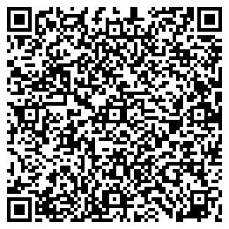 QR-код с контактной информацией организации Книга, ЗАО