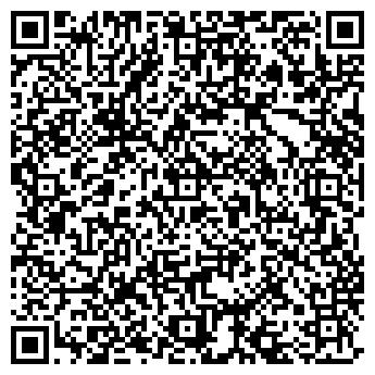 QR-код с контактной информацией организации ВиП-Студия, ЧП