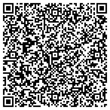 QR-код с контактной информацией организации Выше неба, ЧП