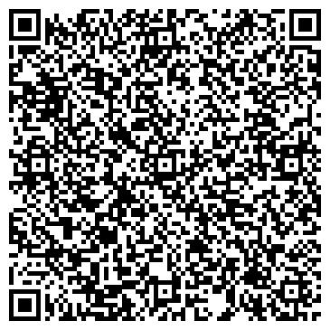 QR-код с контактной информацией организации Атрибут, ЧП