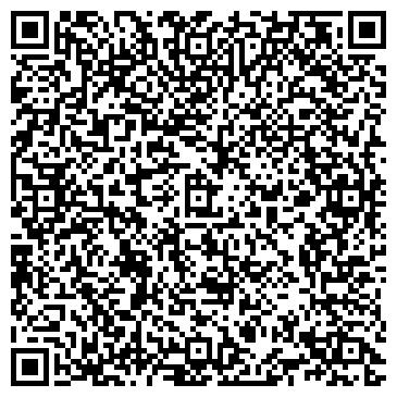QR-код с контактной информацией организации Фабрика настольных игр Эрудит, ООО