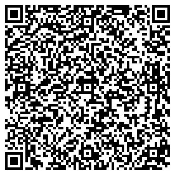 QR-код с контактной информацией организации Рекламастер, ЧП