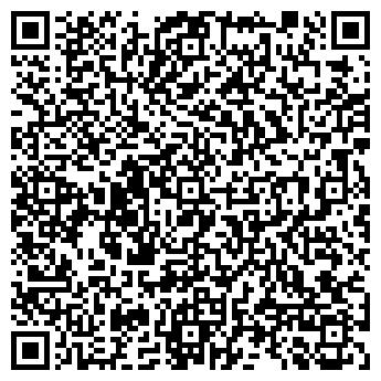 QR-код с контактной информацией организации Визитки, ЧП