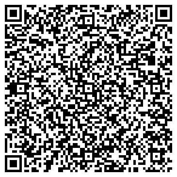 QR-код с контактной информацией организации Типография Print, ООО