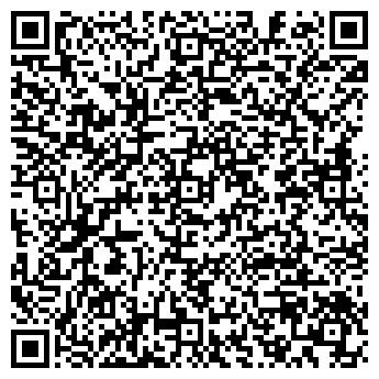 QR-код с контактной информацией организации Люкс-информ, ЧП