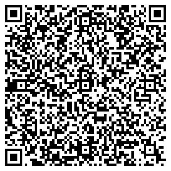 QR-код с контактной информацией организации Центр-друк, филиал