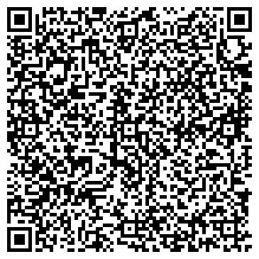 QR-код с контактной информацией организации Артдизайн, ФЛП