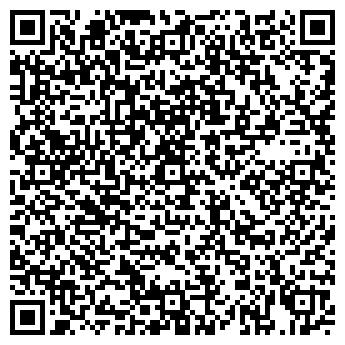 QR-код с контактной информацией организации АБПринт, ООО