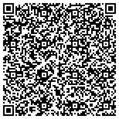 QR-код с контактной информацией организации Студия дизайна и полиграфии Design