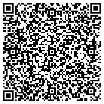 QR-код с контактной информацией организации КиевИнПринт, ЧП
