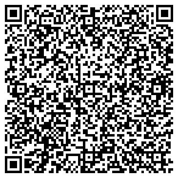 QR-код с контактной информацией организации Типография, ЧП