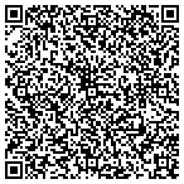 QR-код с контактной информацией организации Волшебная канва, ЧП