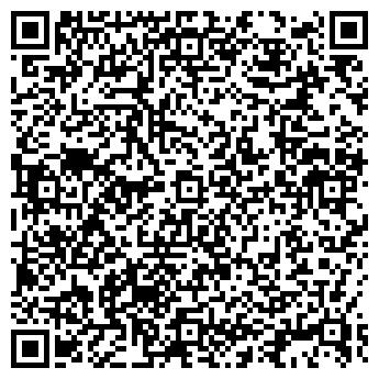 QR-код с контактной информацией организации Акниет Баспа, ИП