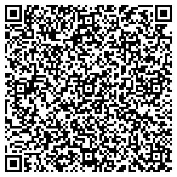 QR-код с контактной информацией организации Журавлева (автомагазин), ИП