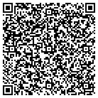 QR-код с контактной информацией организации Радэо (автомагазин), ИП
