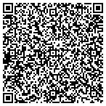 QR-код с контактной информацией организации Мельникова О. Д., (Автомагазин), ИП