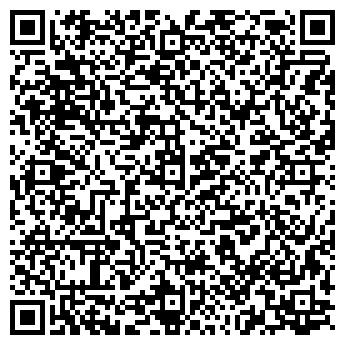 QR-код с контактной информацией организации NIissan (Ниссан), ИП
