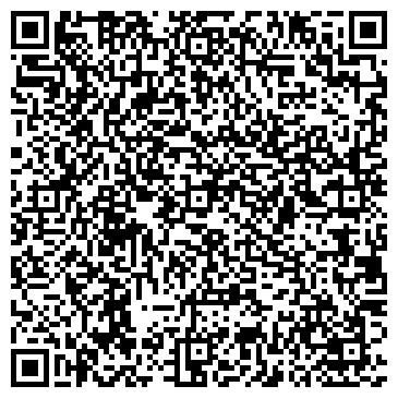 QR-код с контактной информацией организации Типография KazPrint, ИП